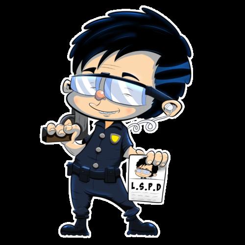 Policier Américain 2
